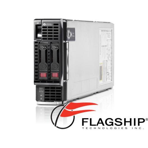 HP 666161-B21 BL460c Gen8 E5-2620 (2.0GHz/15MB) 6-Core (1P), 16GB Blade Server