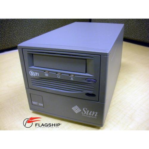 Sun 380-0826 SDLT 320 160/320GB External LVD SCSI Tape Drive