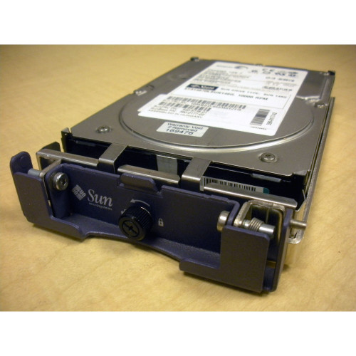 Sun 540-5735 146GB 10K SCSI Hard Drive for 3310 Array via Flagship Tech