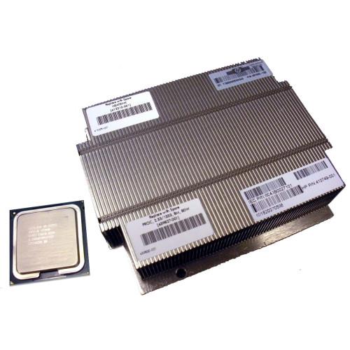 HP 435954-B21 Quad Core Intel Xeon E5345 2.33GHz/8MB Processor Kit for DL360 G5 via Flagship Tech