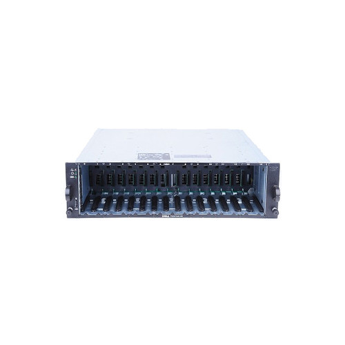 Dell PowerVault MD1000 Direct-Attached Storage Array Enclosure Chassis