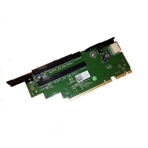 Dell PowerEdge R720 2x PCI-E Riser Board #3 VKRHF