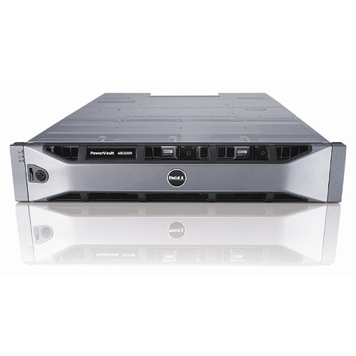 Dell PowerVault MD3200 Storage Array Enclosure 12x 3TB 7.2K SAS Hard Drives