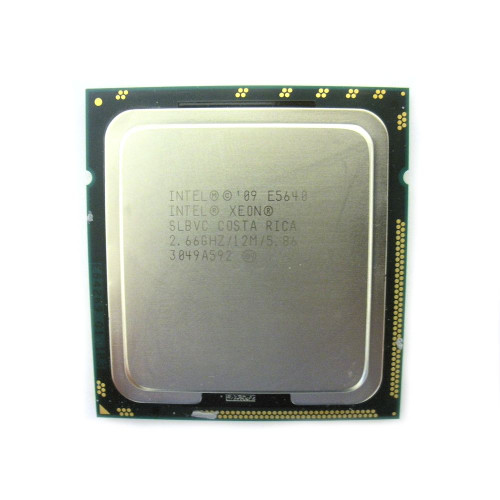 Intel SLBVC Processor CPU Xeon E5640 2.67GHZ 12MB 5.86GT Quad-Core