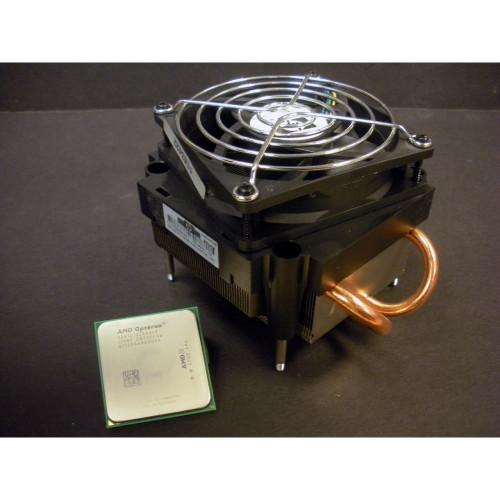 HP 480291-L21 / 441245-001 AMD Opteron 1214 2.2GHz DC Processor Kit for ML115 G5 via Flagship Tech