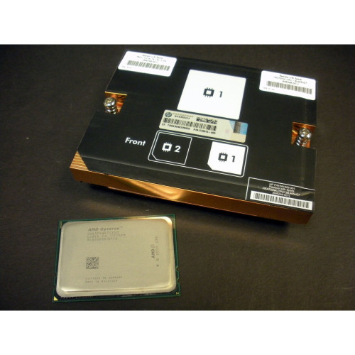 HP 518860-L21 598729-001 AMD Opteron 6174 2.2GHz 12C Processor Kit for BL465c G7 via Flagship Tech