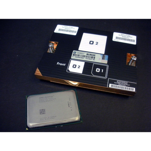 HP 518860-B21 598729-001 AMD Opteron 6174 2.2GHz 12C Processor Kit for BL465c G7 via Flagship Tech