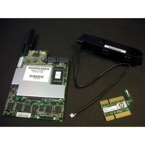 HP 588184-B22 598256-001 Smart Array P410i/1GB FBWC Internal SAS Controller via Flagship Tech