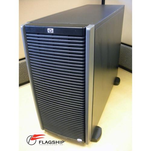 HP 470064-509 ML350 G5 Xeon E5335 2.0GHz QC (1P), 1GB LFF Tower Server