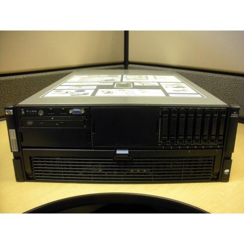 HP 438087-001 DL580 G5 Server E7330 2.4GHz QC (2P), 4GB via Flagship Tech