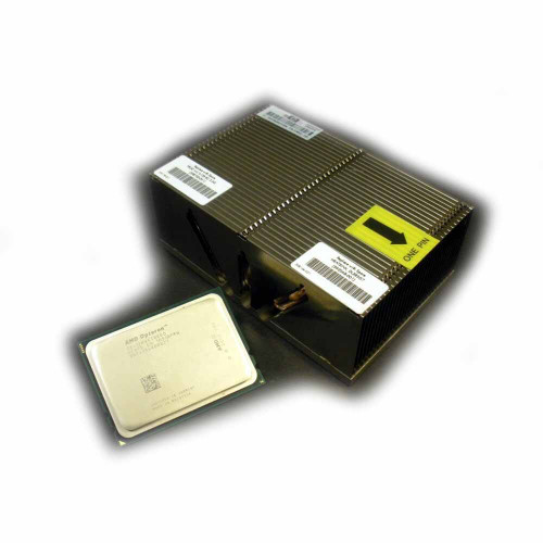 HP 585330-L21 AMD 6128 2.0GHz 8-Core 80W Processor Kit for DL385 G7
