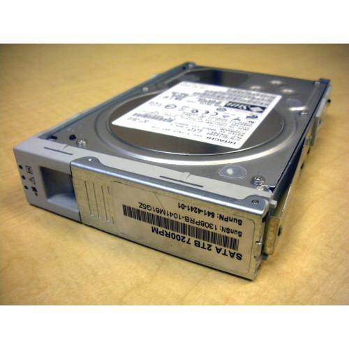 Sun 541-4241 390-0467 2TB 7.2K SATA Hard Drive via Flagship Tech