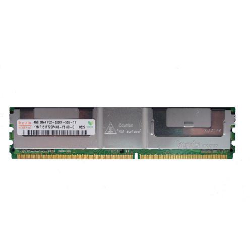 4GB PC2-5300F 667MHz 2RX4 DDR2 ECC Memory RAM DIMM P337N