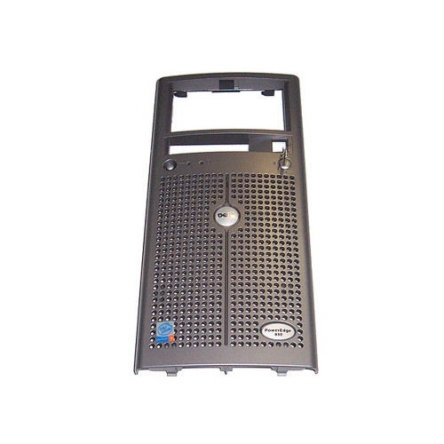 Dell X8958 PowerEdge 830 Server Front Tower Bezel Faceplate & Key