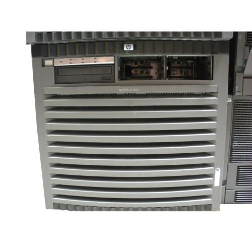 HP A7025A rp7420 Server 8-Way 1.1GHz PA8900 32GB 2x 146GB DVD Rack via Flagship Tech