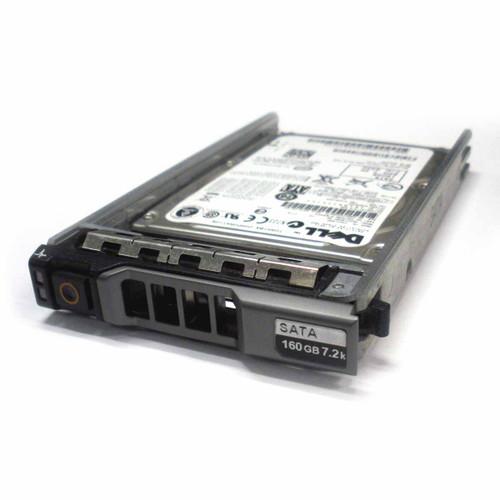 Dell U007F Hard Drive 160GB 7.2K SATA  2.5in 3Gbps Toshiba MHZ2160BK