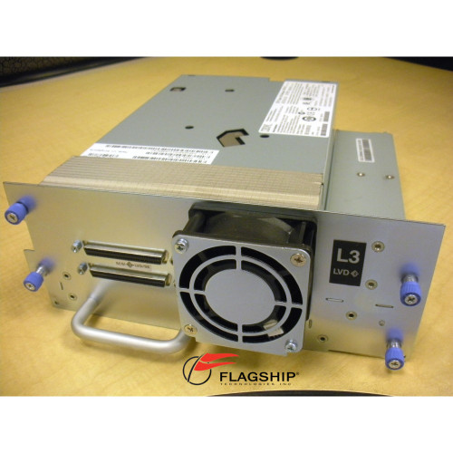 IBM 8043-3573 400/800GB Ultrium LTO-3 SCSI LVD FH Tape Drive Module for 3573