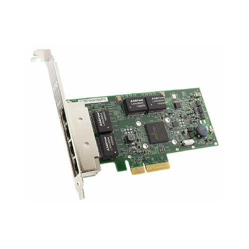 Dell Broadcom 5719 Quad-Port 1GbE PCIe Network Interface Card KH08P