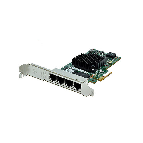 Dell THGMP Intel I350-T4 Quad Port Gigabit Ethernet Server Adapter