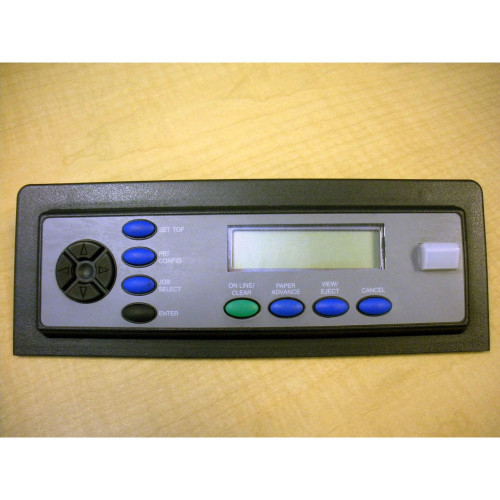 Printronix 177530-001 Control Panel Assembly for Cabinet P7000 IT Hardware via Flagship Tech