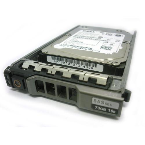 Dell J515N Hard Drive 73GB 15K SAS 2.5in