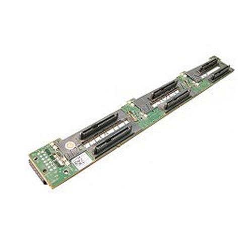 Dell WR7PP PowerEdge R610 R810 1x6 SAS SATA 2.5in Backplane Board