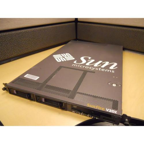SUN V20Z 2x2.6GHz 2GB Memory, 73GB SCSI Drive, DVD 1