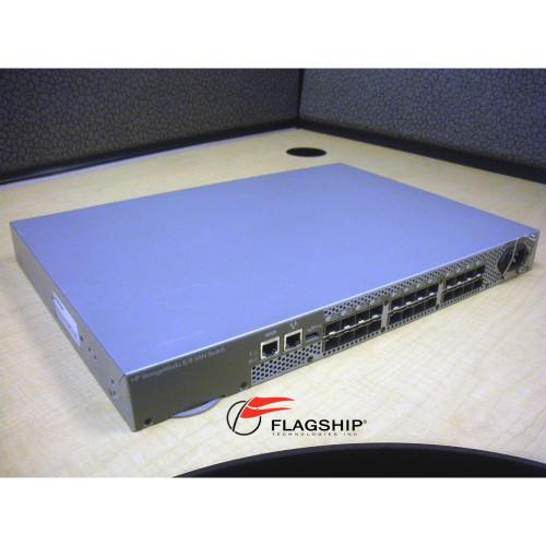 HP AM866A 492290-001 StorageWorks 8/8 8Gb SAN Switch w/ Rails