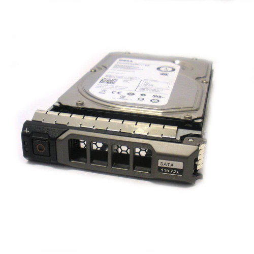 "Dell 2T51W Hard Drive Seagate ST1000NM0011 1TB 7.2K SATA 3.5"" 6Gb/s"