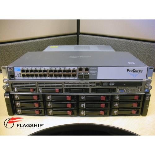 HP AQ740A StorageWorks VLS9000 10TB System