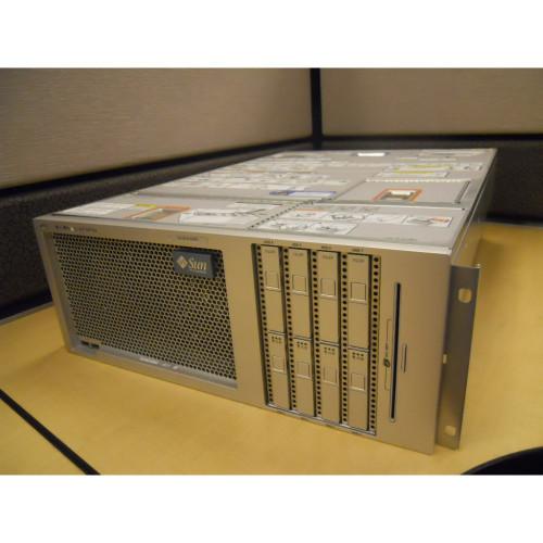 Sun V445 445-EHZ2C1-08CK 2x 1.593GHz, 8GB, 2X 73GB Server