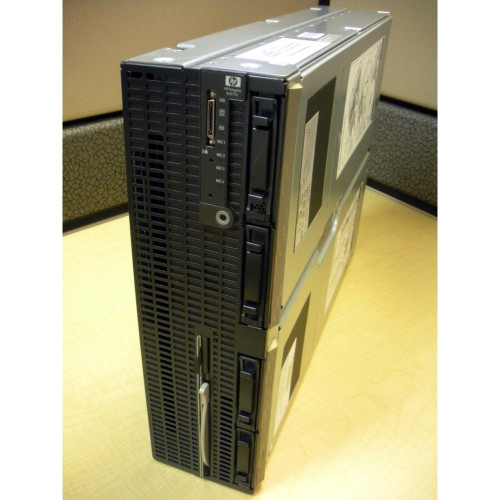 HP AH232A Intergrity BL870c CTO Blade Server Base vis Flagship Tech