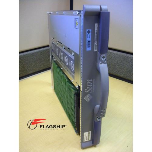 Sun XUS4BRD-482-1350 540-6295 540-6296 USIV 4x 1.35GHz 16GB CPU/Memory Board