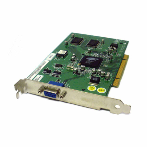 Sun X3768A 370-4362 PGX64 PCI Graphics Adapter