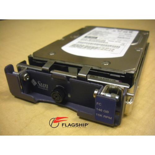 Sun 540-6495 146GB 15K FC-AL Hard Drive for 3510