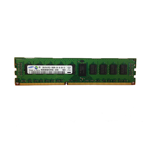 2GB (1x2GB) PC3-10600R 2Rx8 1333MHz Memory RAM RDIMM Dell DP143