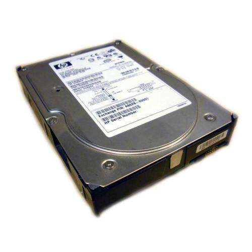 HP AB628A 73GB 10K U320 SCSI Hard Drive for c8000