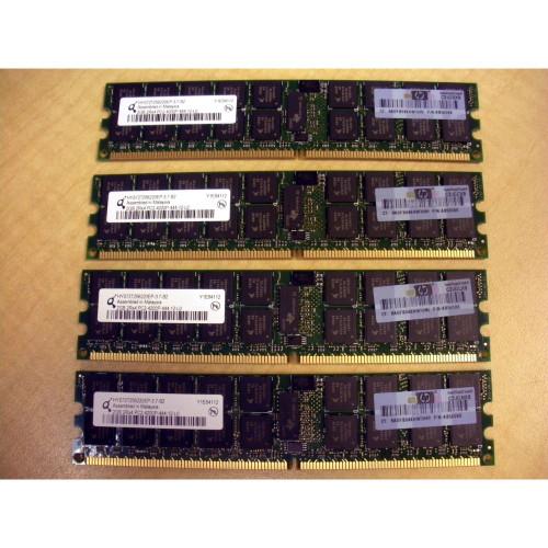 HP AH253A 8GB (4x 2GB) Memory Kit PC2-5300 via Flagship Tech
