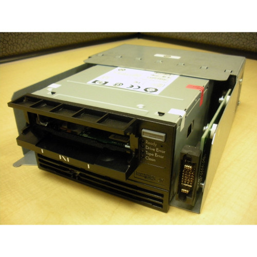 HP AD568B 409860-001 400/800GB LTO-3 Ultrium 960 FC Tape Drive for EML Library via Flagship Tech