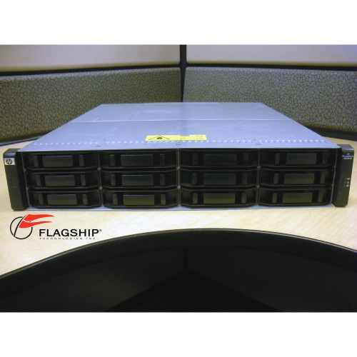 HP AJ746A StorageWorks MSA2012i Single Controller Array