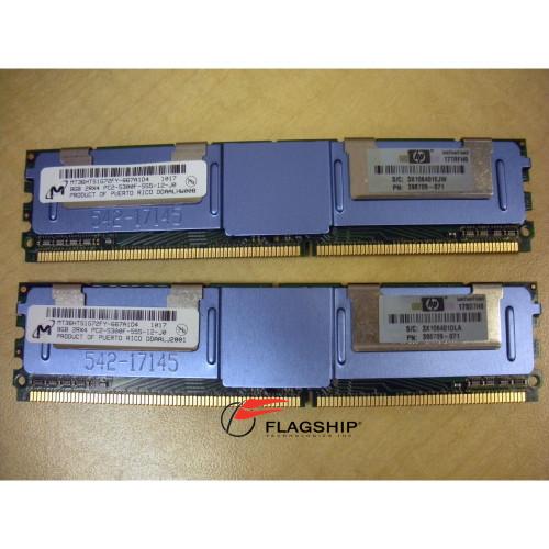 HP 413015-B21 416474-001 16GB (2x 8GB) Memory Kit PC2-5300 (398709-071)