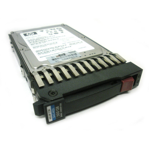 HP 507610-B21 508009-001 500GB 7.2K 6Gb DP SAS SFF Hard Drive