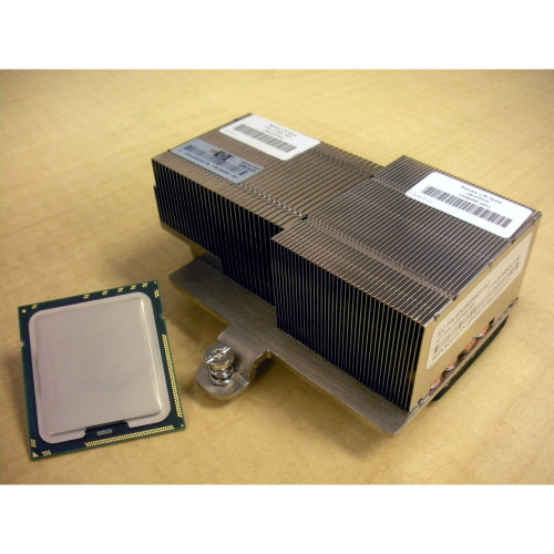 HP 507791-B21 506012-001 Intel Xeon X5570 QC 2.93GHz/8MB Processor Kit BL460c G6 via Flagship Tech