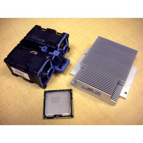 HP 505886-B21 / 506013-001 Intel Xeon E5506 2.13GHz/4MB QC Processor Kit for DL360 G6 w/ Fan via Flagship Tech
