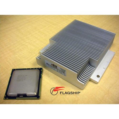 HP 505886-L21 / 506013-001 Intel Xeon E5506 2.13GHz/4MB QC Processor Kit for DL360 G6 via Flagship Tech