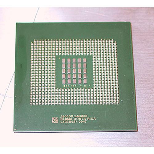 2.8GHz 4MB 800MHz Intel Xeon Dual-Core Processor (Paxville) SL8MA TD428 CPU