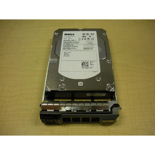 Dell 5XTFH Seagate ST3600957SS 600GB 15K SAS 3.5in 6Gbps Hard Drive