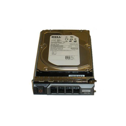 "Dell W350K 2TB 7.2K Nearline SAS 3.5"" 6Gbps Hard Drive Seagate ST32000445SS"