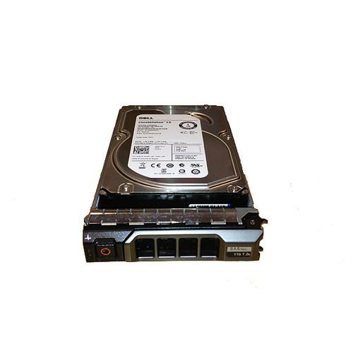 "Dell D3YV6 Toshiba MG03ACA100 1TB 7.2K SATA 3.5"" 6Gb/s Hard Drive"