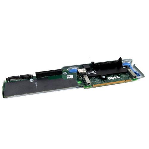 Dell PowerEdge 2950 PCI-e Side Plane Riser Board UU202